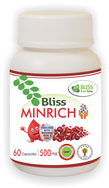 Bliss Minrich 500mg
